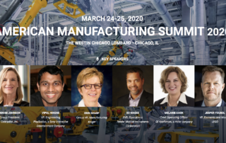 Generis American Manufacturing Summit